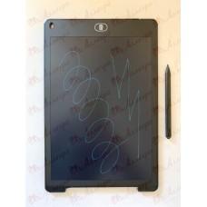 Планшет LCD 12 размер 18*28 (одноцветный), цвет корпуса Черный