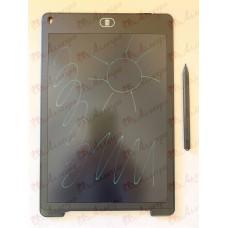 Планшет LCD 12 размер 18*28 (разноцветный), цвет корпуса Черный